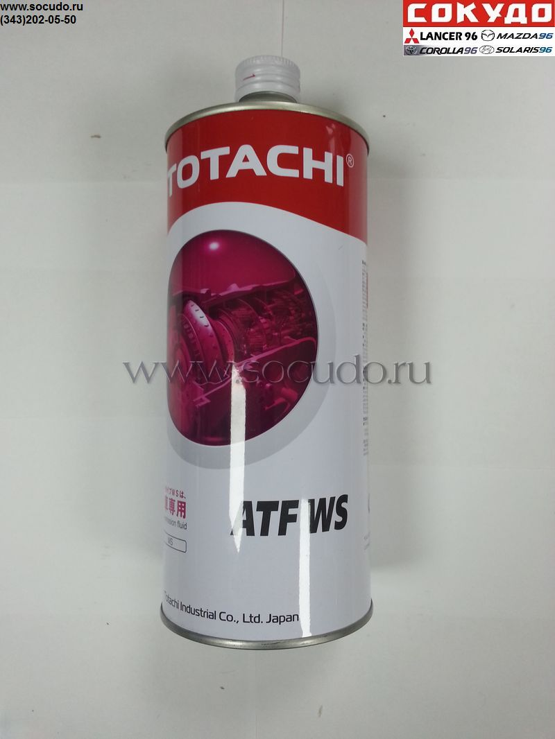 ATF WS 1L -Totachi